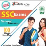 Top 100 General Awareness MCQ For SSC Exams 2018