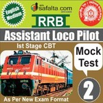 Buy RRB-ALP Mock Test - 2nd Edition @ safalta.com