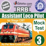 Buy RRB-ALP Mock Test - 3rd Edition @ safalta.com