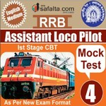 Buy RRB-ALP Mock Test - 4th Edition @ safalta.com