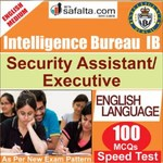 Top 100 Mcqs English Language For IB- Security Assistant/Executive