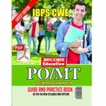 E-Book IBPS CWE PO/MT Pre Guide and Practice Book In English