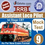 Buy RRB-ALP Mock Test - 9th Edition @ safalta.com