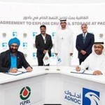 ISPRL And ADNOC Sign MoU For Crude Oil Storage