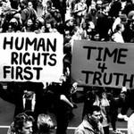 career as human rights activist