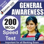 General Awareness 200 Mcqs Speed Test For All Banking Exams @ safalta.com