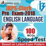 Buy IBPS-Clerk 100 Mcqs English Language @ safalta.com
