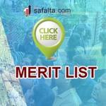 DFCCIL Merit List