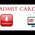 RRB JE ADMIT CARD 2019 DOWNLOAD