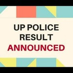 UP POLICE SI RESULT 2019