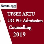 AKTU UPSEE COUNSELLING 2019