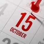Oct 15