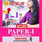 UGC NET Teaching & Research Aptitude Paper-I (E)