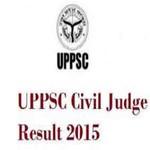 उ0प्र0 न्यायिक सेवा सिविल जज (जू0डि0)- परीक्षा 2015 का रिजल्ट