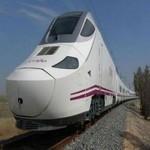 टैल्गो ट्रेन का सफल ट्रायल