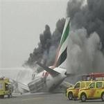 क्रैश हुये अमीरात एयरलाइंस की: जानें पूरी खबर