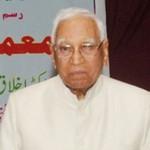 पूर्व राज्यपाल, ए आर किदवई का निधन: जानें पूरी खबर