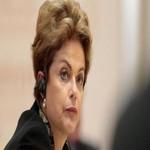 दक्षिण अमेरिकी देश ब्राजील की राष्ट्रपति डिल्मा रौसेफ निलंबित