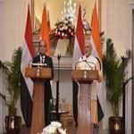 भारत और मिस्र के मध्य हुआ समुद्री परिवहन समझौता