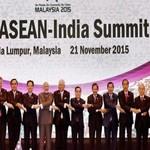 आसियान शिखर सम्मेलन 2015