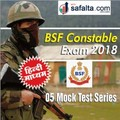 BSF Mock Test Series