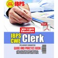 E-Book IBPS Clerk Pre Exam Guide and Practice Book English