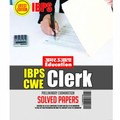 IBPS CWE Clerk Model and Solved Papers English