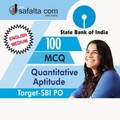 Quatitative Aptitude for SBI PO