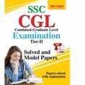 E- BOOK SSC-CGL Tier-II Solved and Model Papers