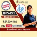 Reasoning Ability for IBPS RRB In English