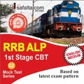 RRB ALP 1st Stage CBT Exam 02 Mock Test Series in English