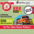 Buy RRB Group D 2018 Exam Practice Set for General Knowledge