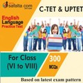 Buy English Speed Test for CTET and UPTET (Class 1 to 5) Exam 2018
