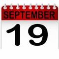 19 Sep History