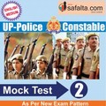 Buy UP Police Constable Mock Test - 2nd Edition @ safalta.com