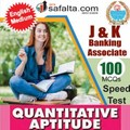 Top 100 Mcqs Quantitative Aptitude For J&K Banking Associate