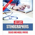 SSC Stenographers Grade 'C' and 'D' Exam Solved and Model Papers In English