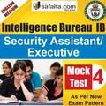 Buy Intelligence Bureau Mock Test - 4th Edition @ safalta.com
