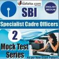 Buy SBI Specialist Cadre Officer Online Mock Test Series @ Safalta.com