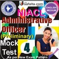 Buy NICL Administrative Officer Pre Online Mock Test 04 @ Safalta.com