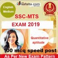 SSC CHSL Paper-I Mock Test 1 In English