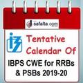 IBPS Calendar