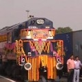 India Bangladesh Container Train