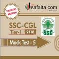 SSC CGL Tier-1