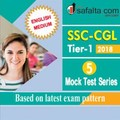 SSC CGL Tier I