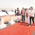 Prime Minister Narendra Modi Inaugurated UP's Largest Solar Power Plant