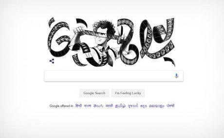 Google Doodle 22 Jan