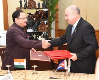 India and Cuba