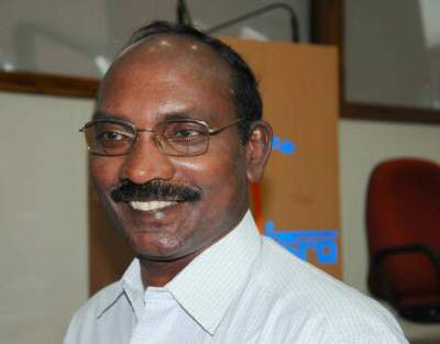 K Sivan new president of ISRO