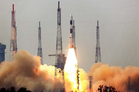 ISRO launches 31 satellites together